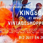 Kingsday = Vintage Shopping