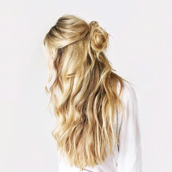 HALF-BUN INSPIRATION. - slide 6